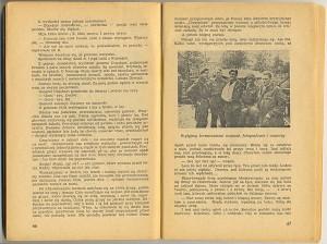 Korespondenci wojenni pod Arnhem.