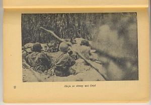 Spadochroniarze brytyjscy i polscy podczas dziewięciodniowej obrony.