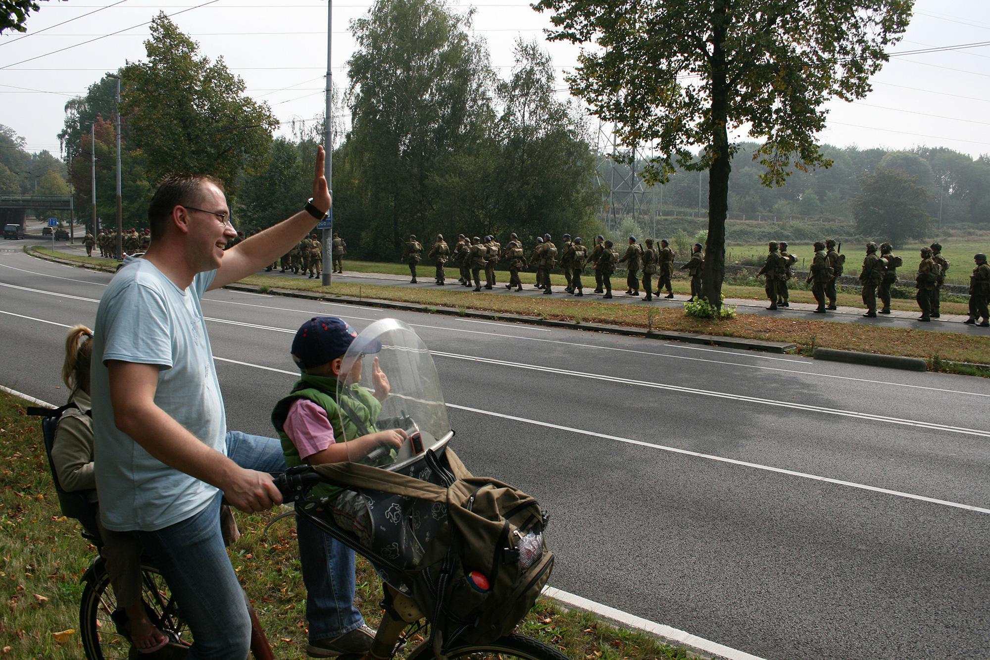 Honor generała – Holendrzy pamiętają