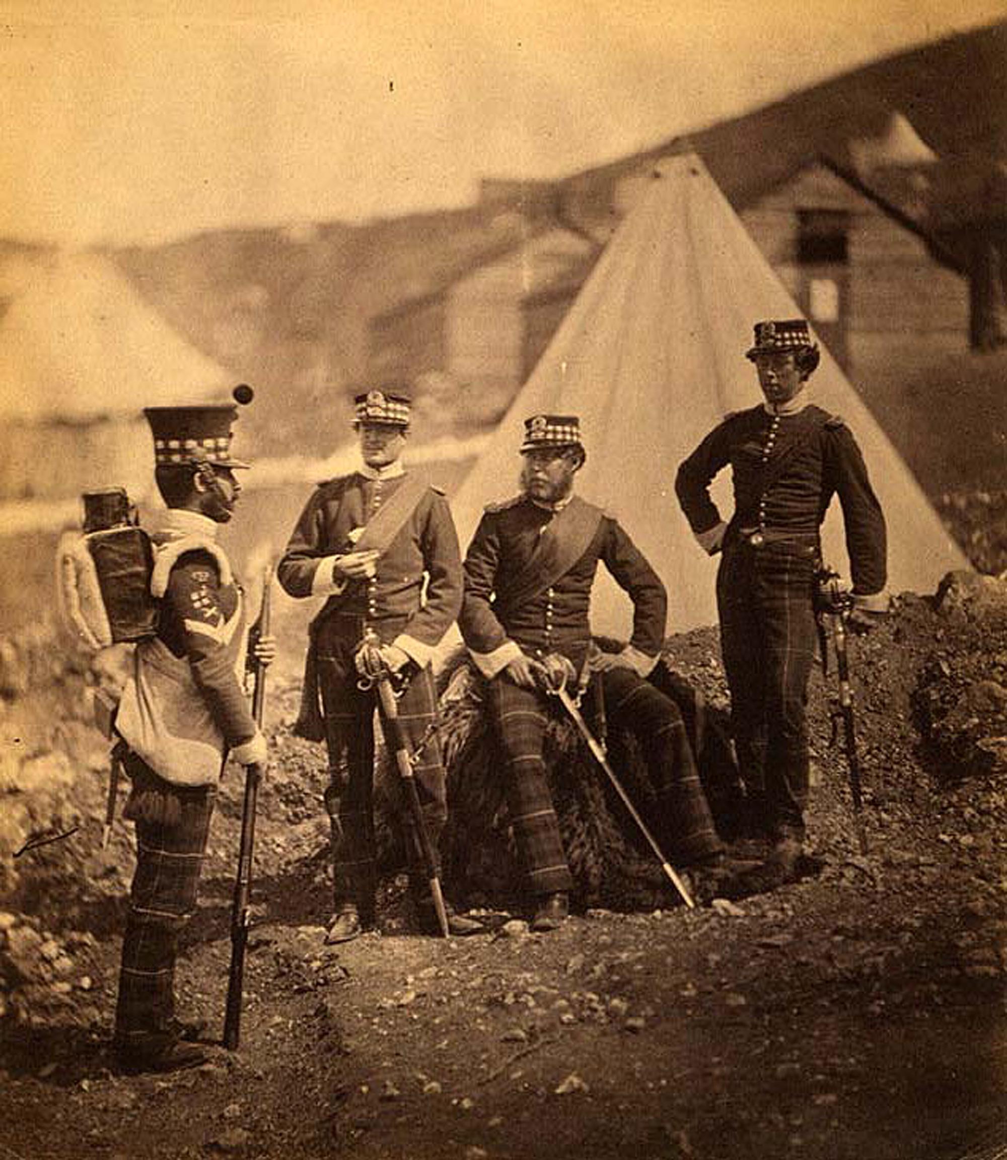 Fot. Roger Fenton, za Biblioteka Kongresu