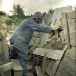 za World War I Color Photos