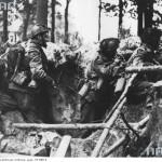 Polscy żołnierze wylądawali na południowym brzegu pod Driel