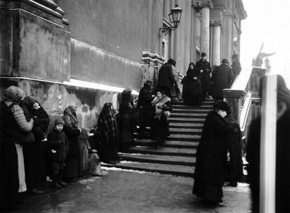"""Fotografia Willy'ego Römera z 1916 r. (za """"Dom Spotkań z Historią"""" )"""