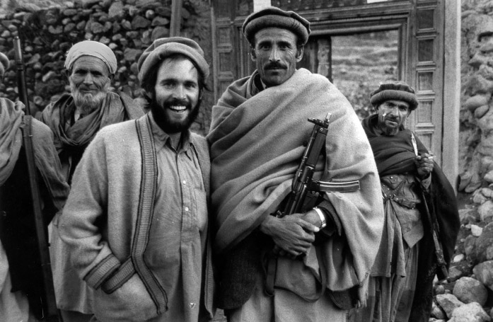 Steve McCurry, jego Afganistan i świat