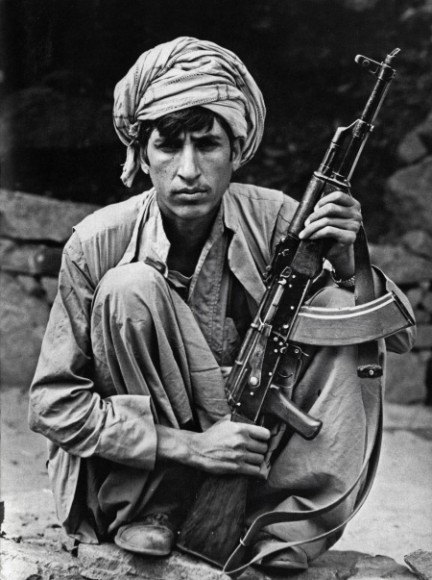 Portret z Afganistanu, 1979 r. Fot. Steve McCurry (za picasaweb)