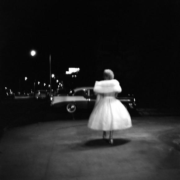 Amerykański mit..., 9 stycznia 1957, Vivian Maier (fot. za vivianmaier.com)
