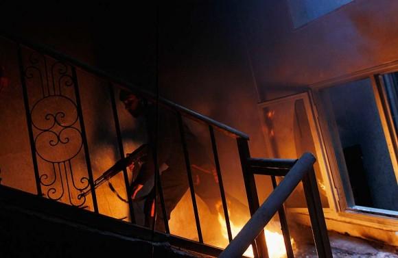 Jedno z ostatnich zdjęć Chrisa Hondrosa. (Fot. za Getty Images)