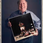 Ali kontra Liston 25 maja 1965 r. - Lewiston, Maine. Neil Leifer. Fot. Tim Mantoani (za mantoani.com)