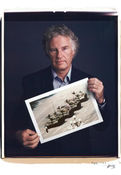 Pekin 1989 r. - Jeff Widener. Fot. Tim Mantoani (za mantoani.com)