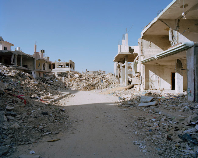 The Terrible City – Gaza 2009