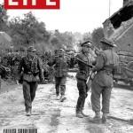 Czy tak wyglądałaby okładka magazynu Life z 28.08.1944 z fotoreportażem o kotle Falaise? (fotomontaż)