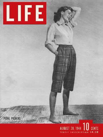 Prawdziwa okładka magazynu Life z 28.08.1944. (fot. za life.com)